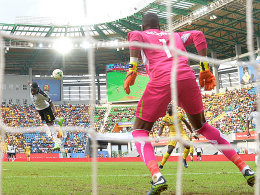 Ghana im Viertelfinale - Ägypten besiegt Uganda spät