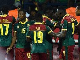 2:0 - Kamerun folgt Ägypten ins Finale
