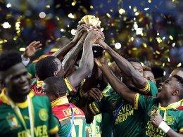 Jung, hungrig, namenlos - Kameruns Erfolgsgeschichte