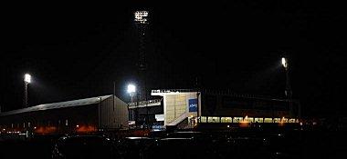 Fußball, Premier League: Fratton Park, Stadion des FC Portsmouth