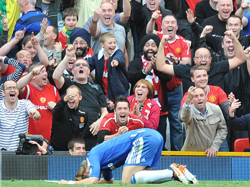 Fernando Torres FAIL!