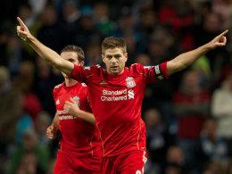Steven Gerrard (FC Liverpool)