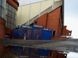Ibrox Stadion zu Glasgow
