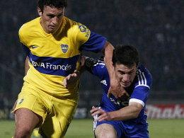Pablo Ledesma gegen Angelo Henriquez