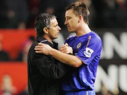 Jose Mourinho & John Terry