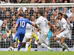 Mata erzielt das 2:2