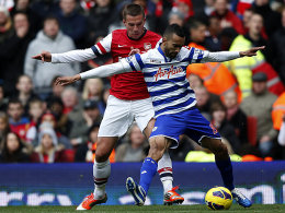 Lukas Podolski gegen José Bosingwa