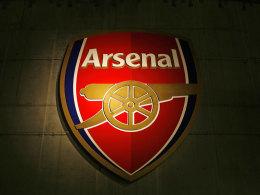 Das Logo des FC Arsenal