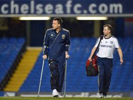 Chelsea erleichtert: Terry kehrt bald zurück