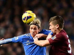 Fernando Torres gegen Matija Nastasic