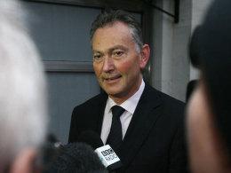 Premier-League-Geschäftsführer Richard Scudamore