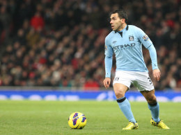 Carlos Tevez (Manchester City)
