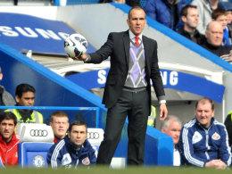 Paolo di Canio an der Stamford Bridge