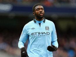 Verlässt ManCity: Kolo Touré wechselt zum FC Liverpool.