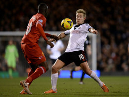 Holtby gegen Liverpools Cissokho