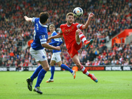 Lallana vs. Barry