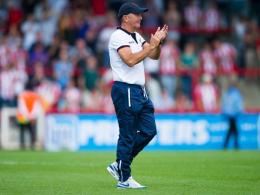 Abschied: Erfolgstrainer Tony Pulis verlässt überraschend Crystal Palace.