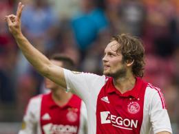 Abschied von Ajax: Daley Blind wechselt zu Manchester United.