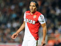 Schießt seine Tore künftig in der Premier League: Monacos Radamel Falcao.