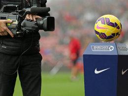 Die Premier League boomt und boomt - die Fernsehrechte wurde erneut für eine Rekordsumme vergeben.