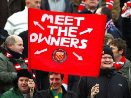Fans des FC United of Manchester