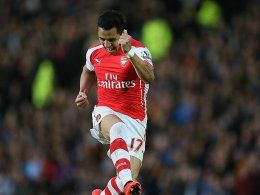 Arsenals Siegbringer: Alexis Sanchez.