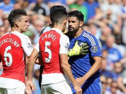 Mourinho �ber Provokateur Costa: