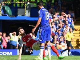 FA greift ein: Diego Costa wird gesperrt