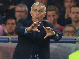 Meuterer Baba? Mourinhos verzweifelter Konter