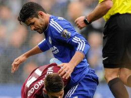 Costa verteidigt seinen Spielstil - Klopps BVB-Vergleich