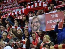 Jürgen Klopp elektrisiert nicht nur die englischen Fans