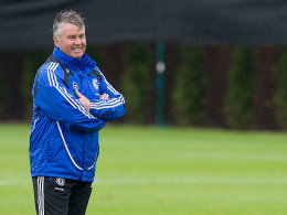 Hiddink soll Chelsea retten
