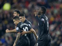 Bentekes Blitztor reicht Liverpool in Sunderland
