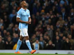 Vincent Kompany, Manchester City