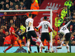 Wayne Rooney trifft zum 1:0