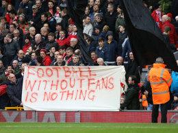 Fan-Abzug macht Liverpool-Besitzer nerv�s