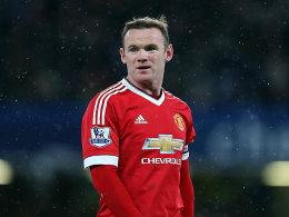 Rooney f�llt aus - Neuer R�ckschlag f�r van Gaal!