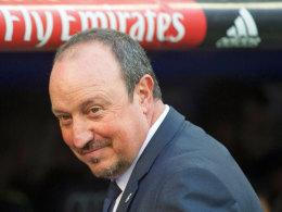 Nach Real: Benitez ist zur�ck auf der Insel