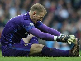 Hart und Sterling fehlen England gegen DFB-Team