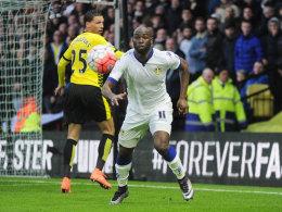 Auf Suarez' Spuren: Leeds-Bei�er f�r acht Spiele gesperrt