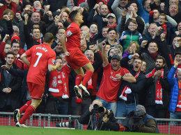 Liverpool trotzt Tottenham: Klopp-Elf hilft Leicester