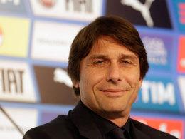 Chelsea verk�ndet: Conte �bernimmt nach der EURO