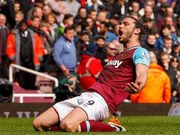 Dreifacher Carroll beendet Arsenals Hoffnungen