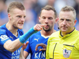 Leicesters Vardy droht eine l�ngere Sperre
