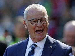 Witz und Wein: Wie Ranieri Leicester gl�cklich macht