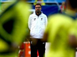 LIVE! Klopp rotiert - Wird Leicester heute Meister?