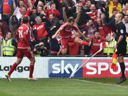 Aufstieg! Middlesbrough knackt 215-Millionen-Euro-Jackpot