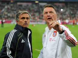 Pokalsieg? Mourinho ersetzt wohl bald van Gaal