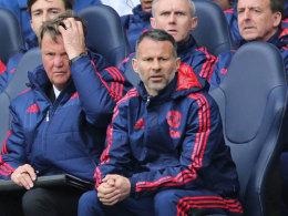 Nach 29 Jahren: Giggs verl�sst Manchester United