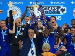 Premier League: Meister Leicester er�ffnet